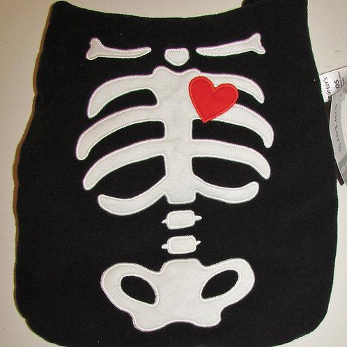 Carters skeleton costume