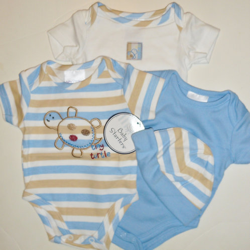 Baby Starter 4 pc Turtle set size P