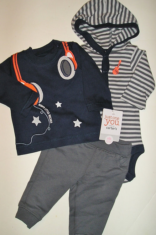 Just One You navy/gray size N