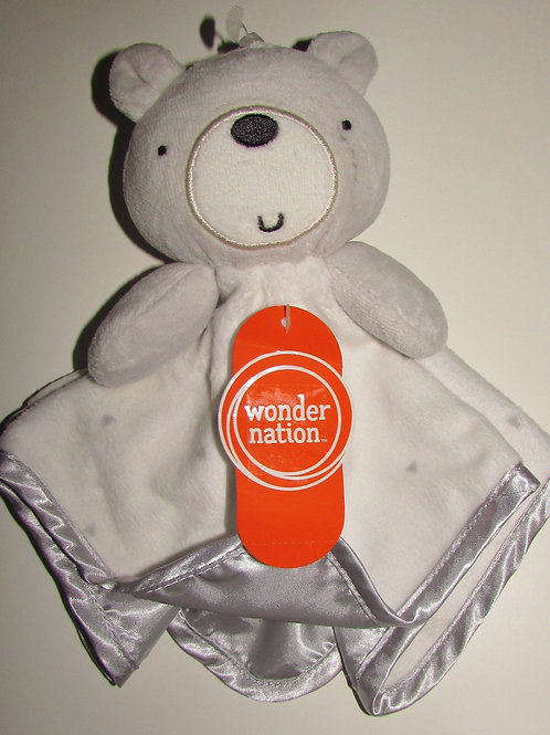 Wonder Nation bear lovey