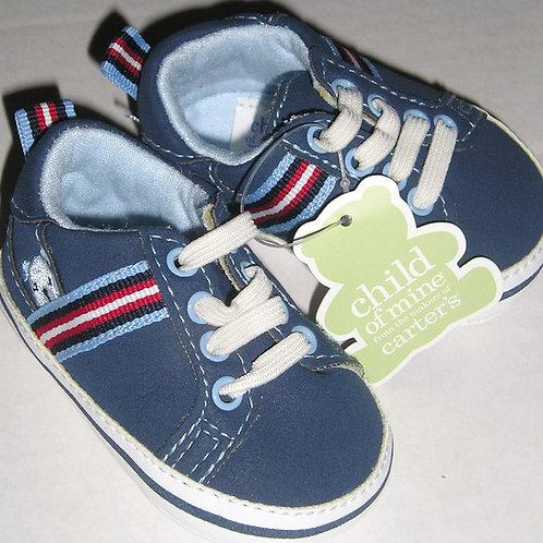 Child of Mine blue/stripe/dog size N