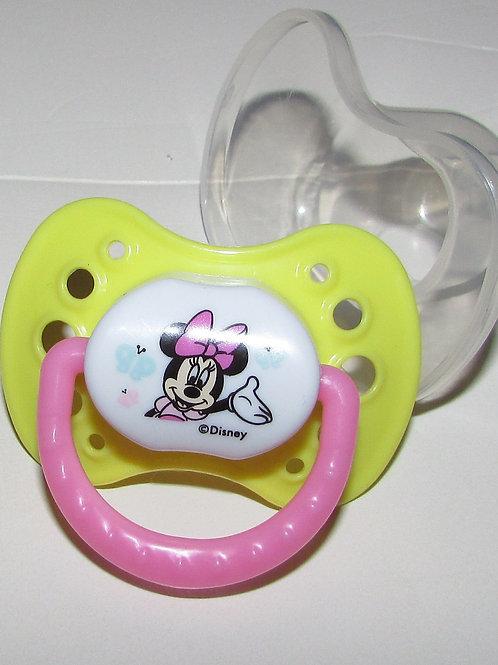 Disney Minnie Mouse pacifier choose color
