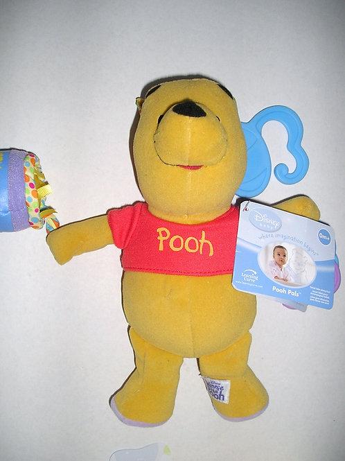 Disney Pooh plush activity bear