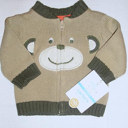 Carters tan/monkey size N
