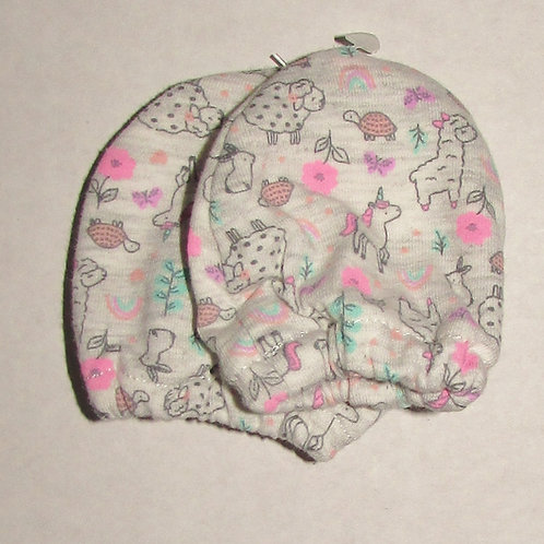 Child of Mine thick mitts size 0-6 mo
