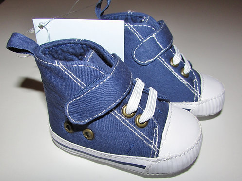 Gymboree blue/white size 1