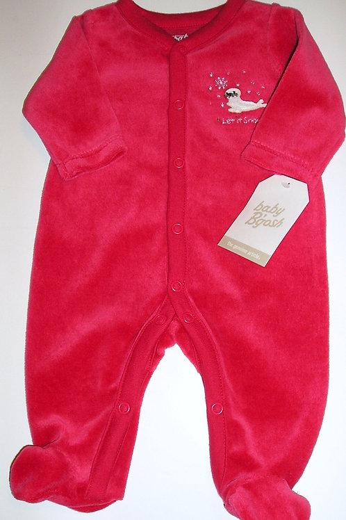 Baby B'Gosh red/snow size N