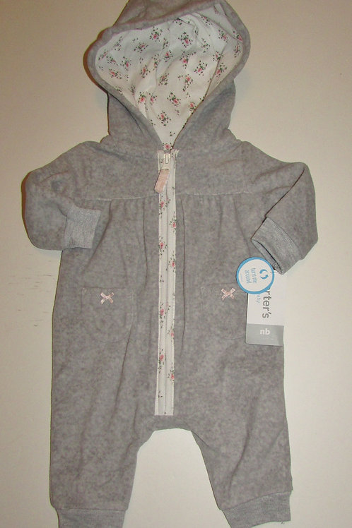 Carters coverall size N