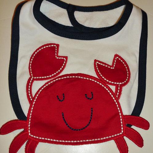 Carters bib crab