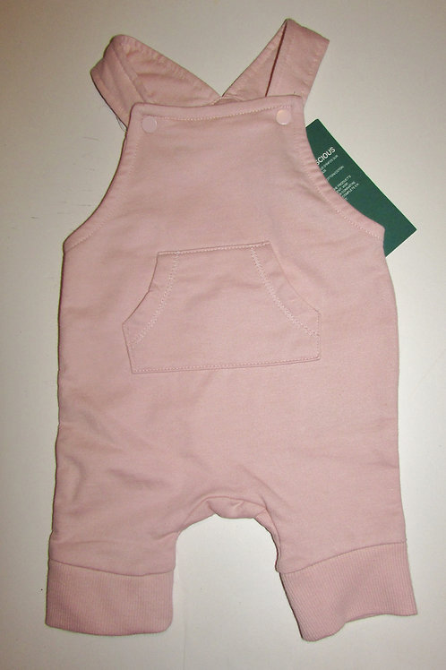 H&M overalls rose size LP-SN