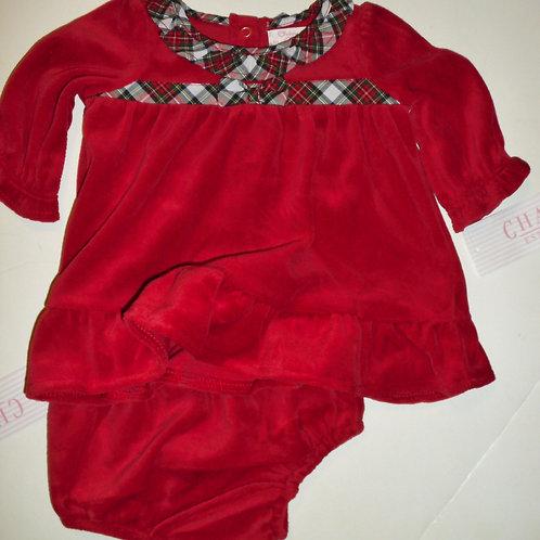 Chaps red Newborn