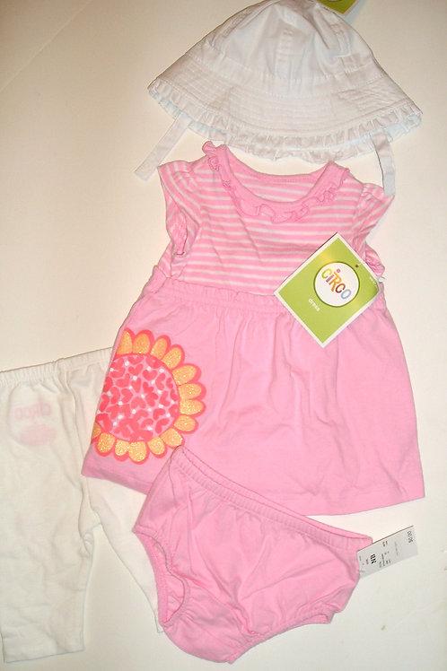 Circo pink/white size N