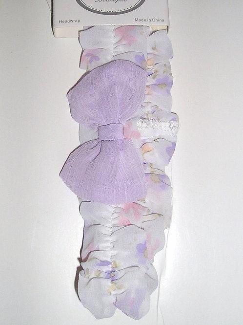 Koala Baby headband lilac/floral size LN