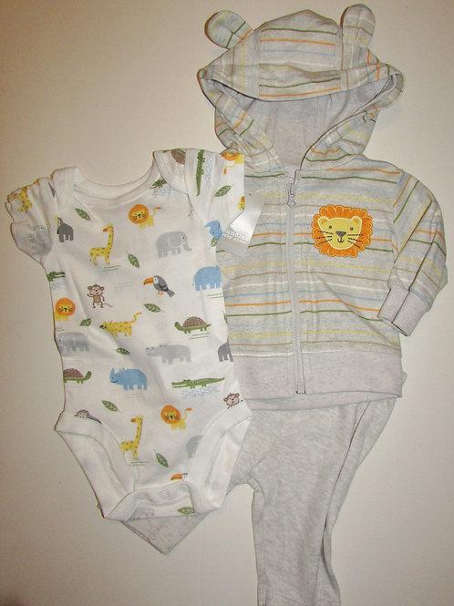 Baby Place stripes/lion size SN