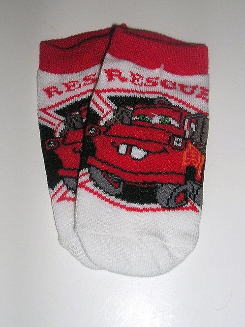 Disney socks Cars size 0-6 mo