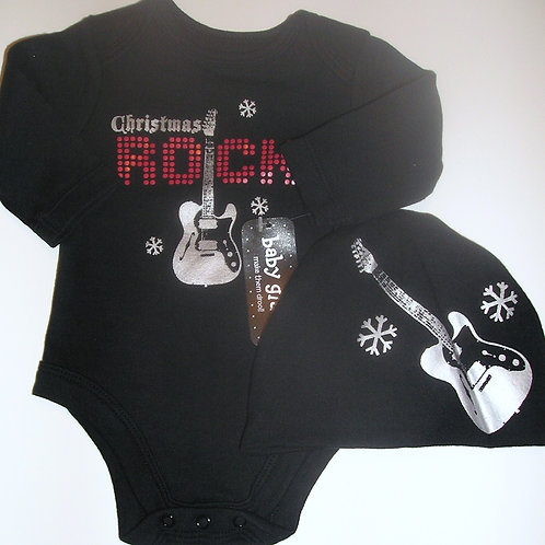 Baby Glam 2 pc set Rock size N