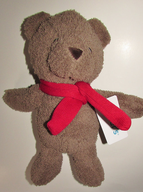 Carters plush bear 10 inches