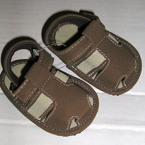 Circo suede sandals brown size N