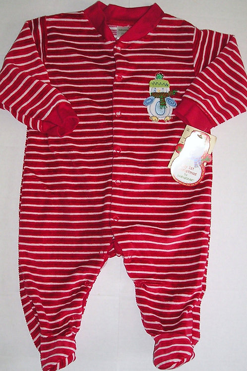 Baby Gear red/stripe size 0-3 mo