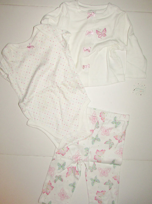 Welcome World 3 pc set size 6-9 mo