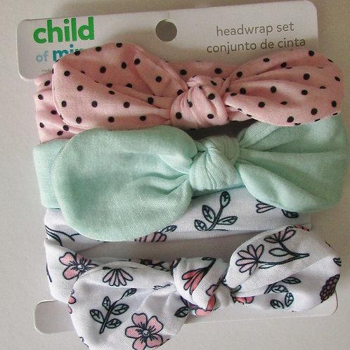 Child of Mine headbands size 0+ mos