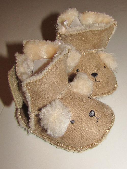 H &  M bear slippers size N+