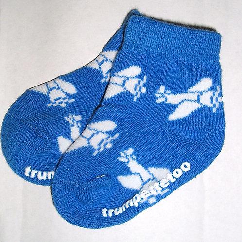 Trumpettetoo socks choose size N