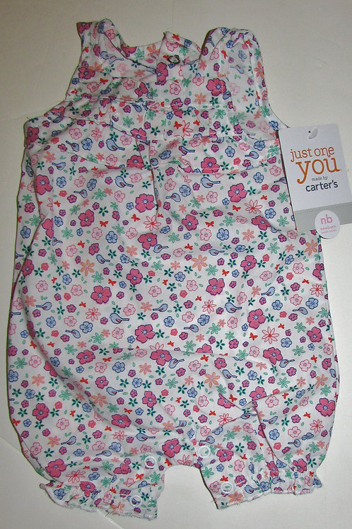 Carters floral/birds size N