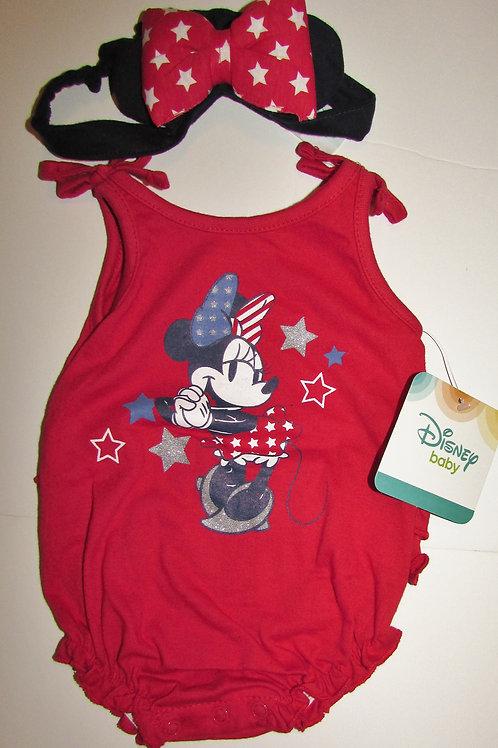Disney red/Minnie size N