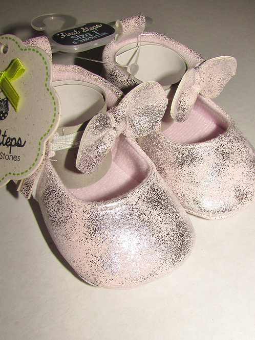 First Steps shoes pink size1