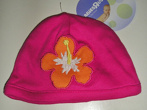 Babies R Us hat flower size N