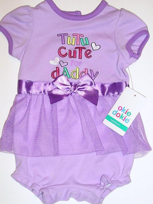Okie Dokie creeper purple size N