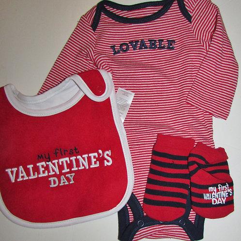 Child of Mine set Valentine size N