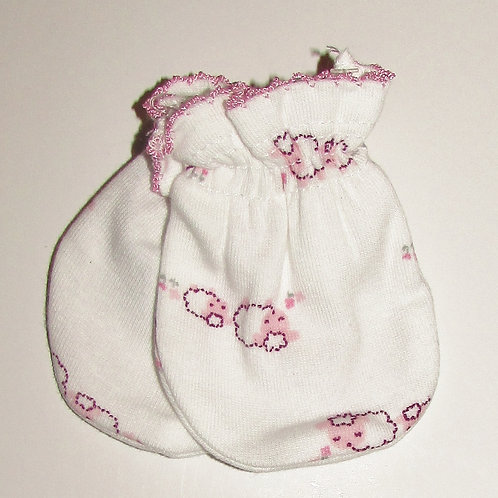 Cloud Island mitts choose style size 0-3 mo