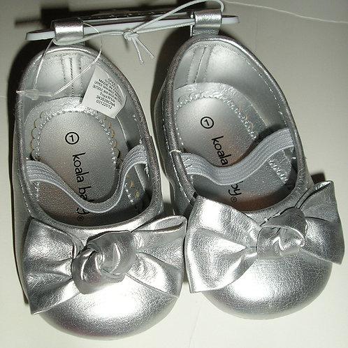 Koala Baby silver/bow size 1