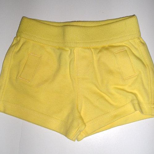 Garanimals shorts yellow Newborn
