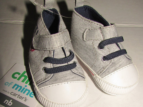 Child of Mine soft shoes gray size N