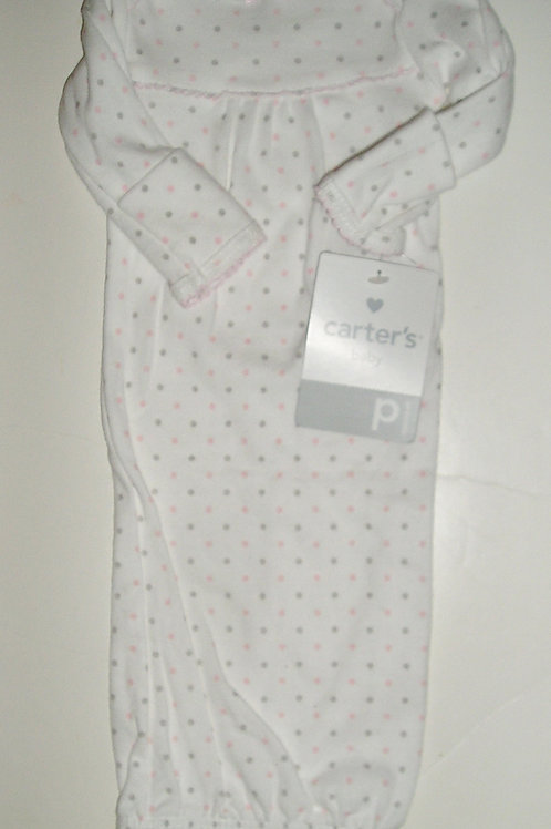 Carters gown choice of style size P