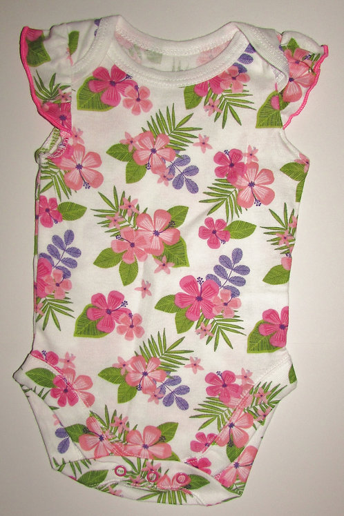 Children's Place creeper floral size N