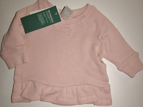 H&M sweatshirt pink size N