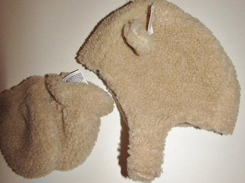 Baby Gap tan/bear size infant