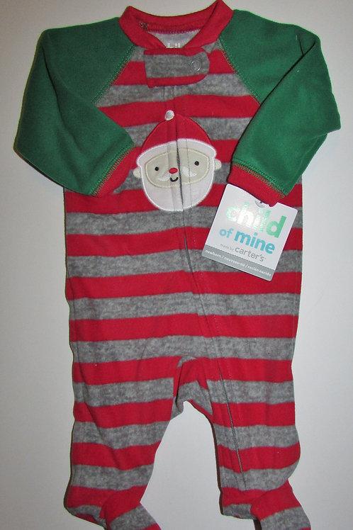 Child of Mine sleeper Santa motif size N