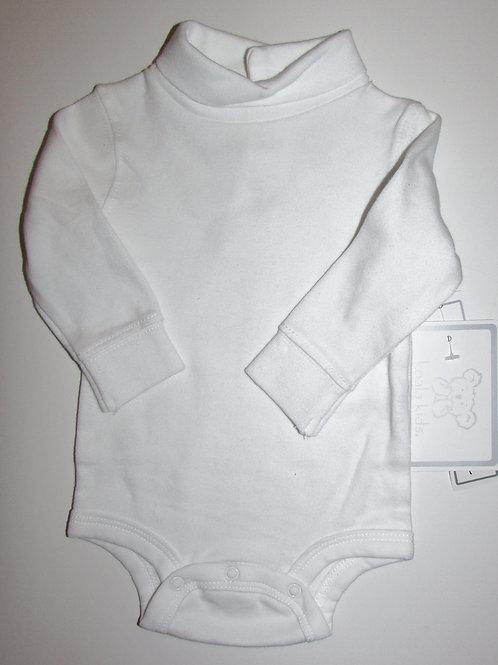 Koala Baby long sleeved creeper white N