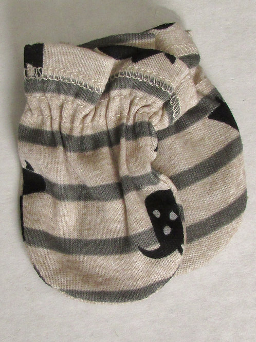 Gerber mitts choose color size 0-3 mo