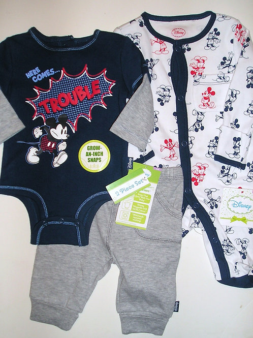 Disney gray/Mickey size N