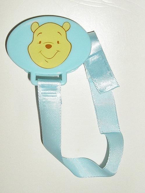 Disney Pooh pacifier clip choose color