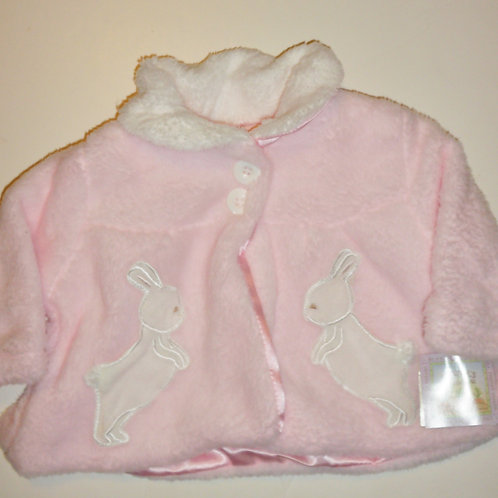 Bunnies by the Bay pink size 0-3