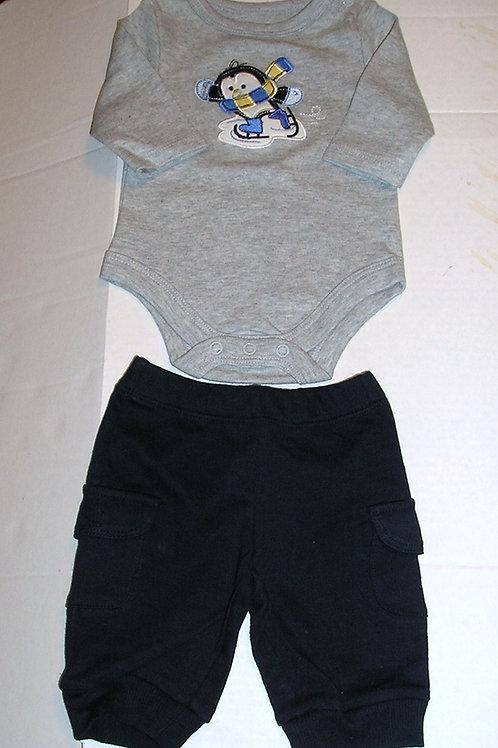Garanimals gray/navy size N
