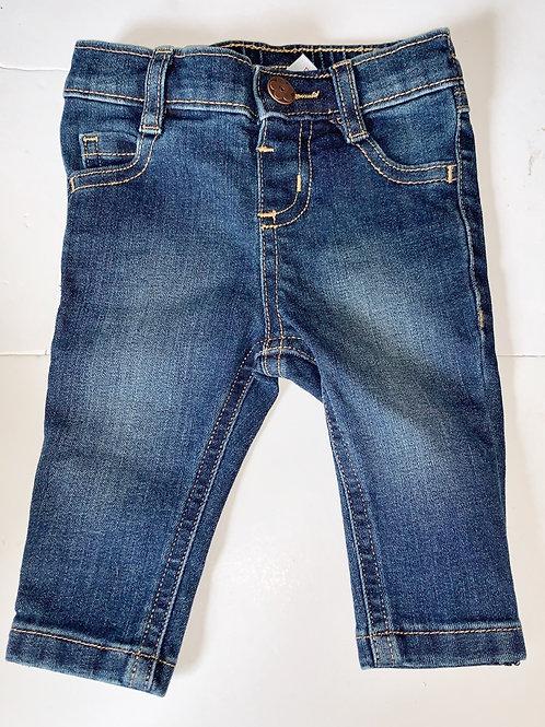 Garanimals jeans size 0-3 mo