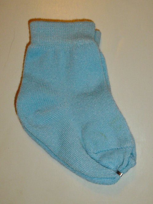 Carters socks choose shade of blue size LN